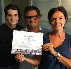 Famiglia Parisi di Verona