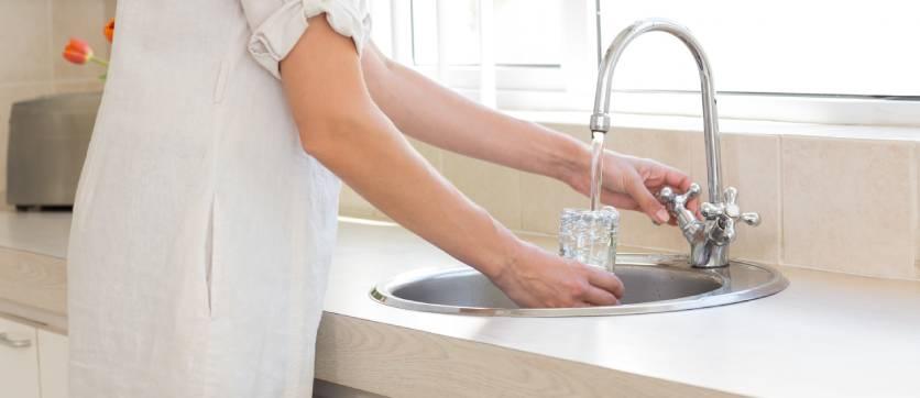 bere acqua buona dal rubinetto di casa