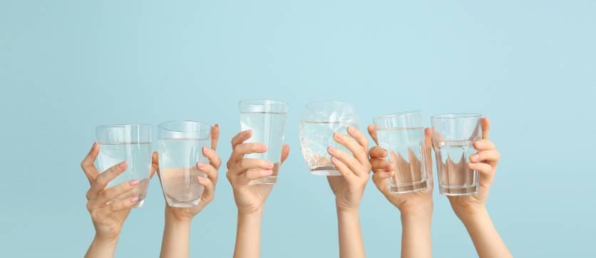 bere acqua buona ogni giorno