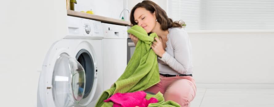 l lavaggio dei colorati con acqua ozonizzata