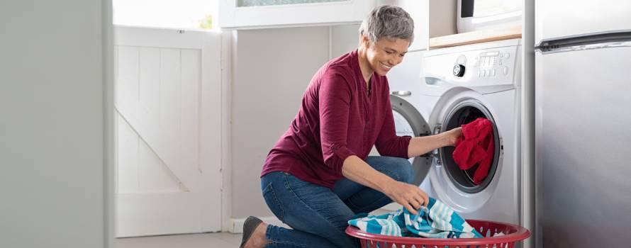 l'ozonizzatore domestico per i lavaggi in lavatrice