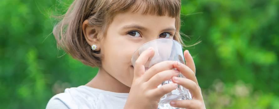 bere acqua fresca e sicura