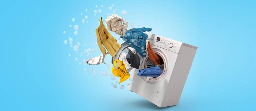 acqua ozonizzata per la lavatrice