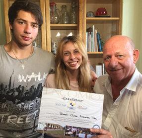 Famiglia Fael di Mogliano Veneto