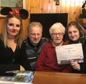 Famiglia Zanibellato di Mogliano Veneto