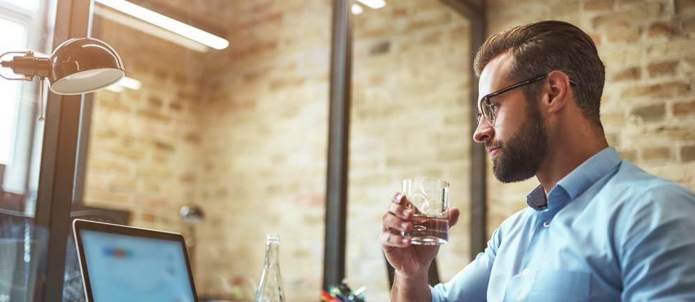 bere è importante per corpo e mente