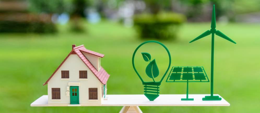 soluzioni green per una casa sostenibile